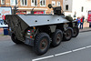 Military History Day 2014 – 1966 DAF YP408 turning a corner