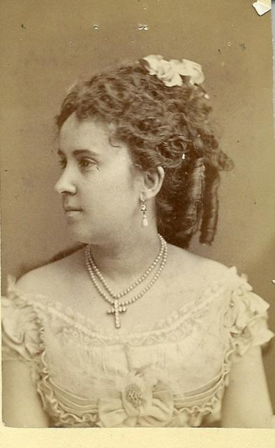Clara Louise Kellogg by Gurney