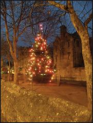 St Giles Christmas Tree