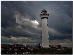 """Leuchtturm """"Van Speyk"""""""