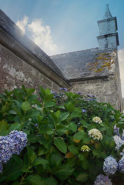 chapelle STE MARINE
