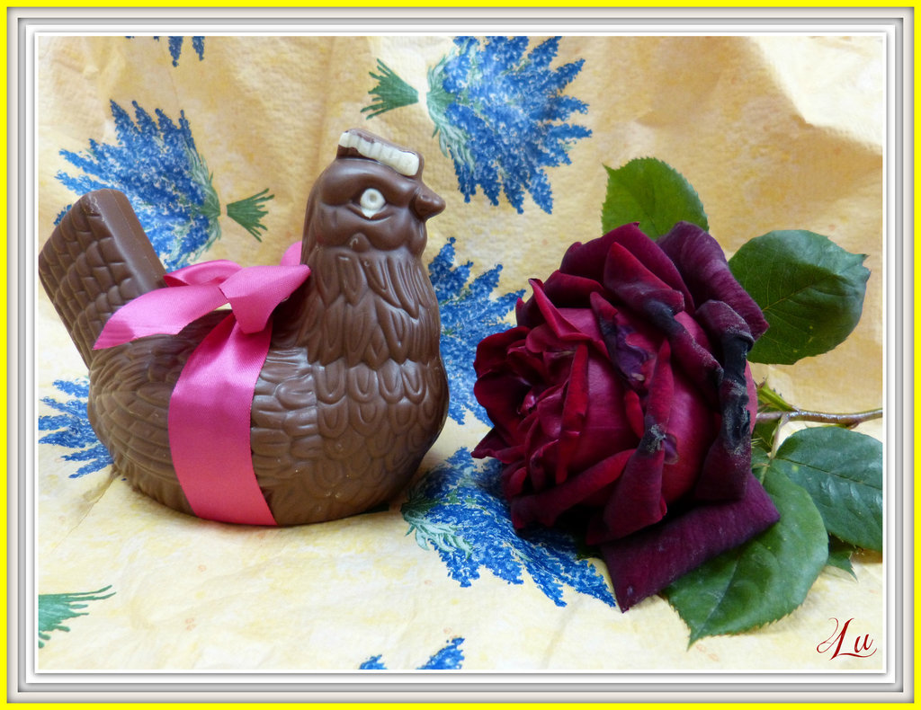 ** Joyeuses Pâques pour vous **