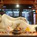 Le bouddha couché en jade