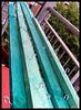 Konstruktion Katzen - Balkonnetz, Tag 1