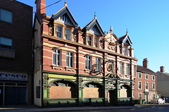 The French Horn Hotel, No.15 Potter Street, Worksop, Nottinghamshire