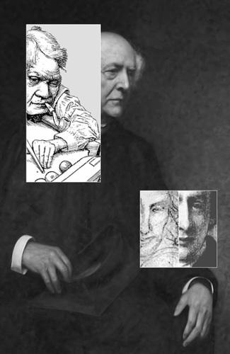 The Billiard Marker & Henry George Liddell