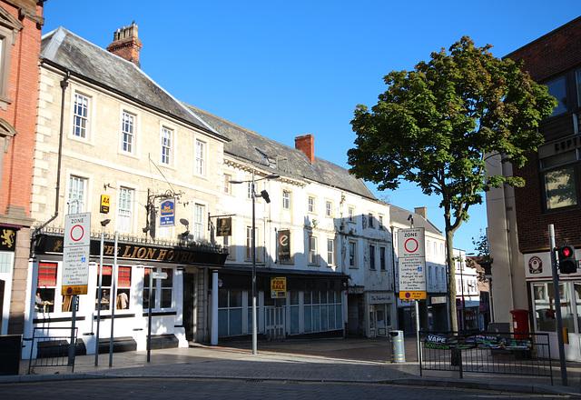 No.106-110 Bridge Street, Worksop, Nottinghamshire