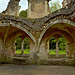 Waverley Abbey ruins - Lay Brothers Refectory 2014