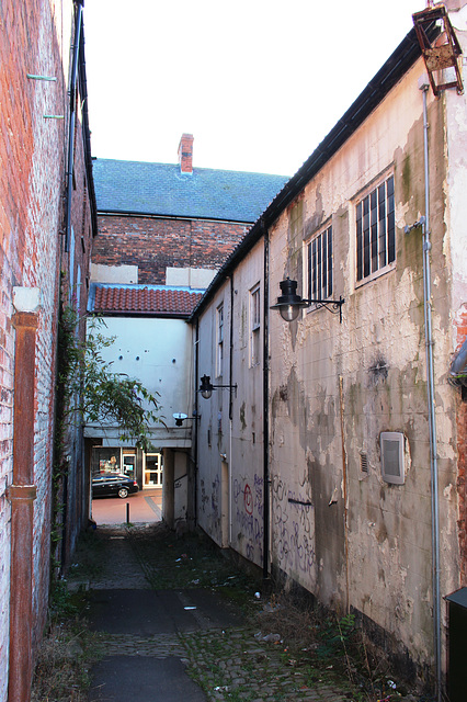 Plants Yard, Bridge Place, Worksop, Nottinghamshire