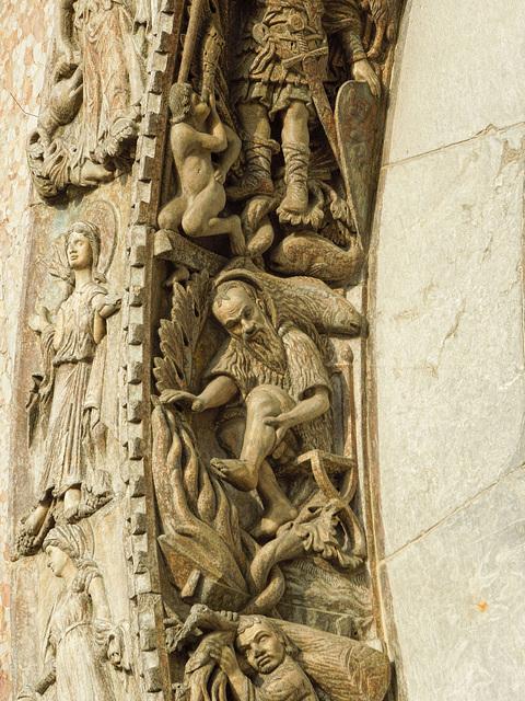 St. Mark's, Venice - detail