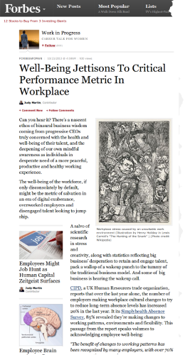 Snarked Workplace