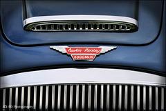 The Sunday Challenge - Car Badge or Logo: Macro(ish)