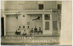 Nicollette at Boswell, Pa.