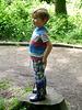 Dexter on the Gruffalo Trail