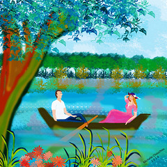 En el lago II