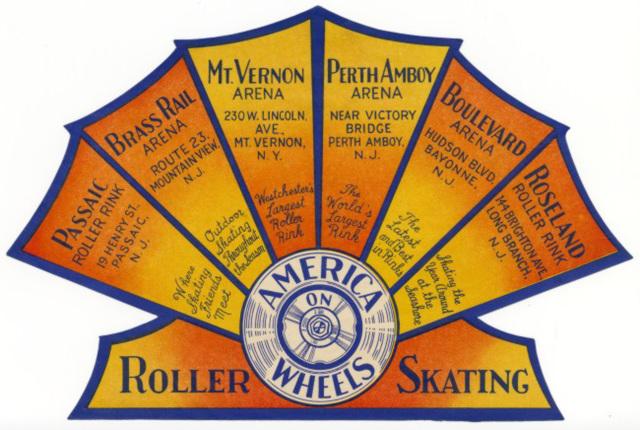 America on Wheels Roller Skating