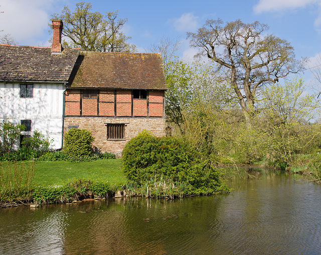 Scene at Brockhampton