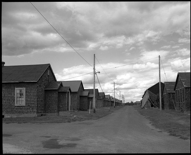WW II air base, Ontario, Canada