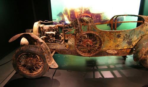 1925 Bugatti Type 22 Brescia Roadster Chassis No. 2461 (4244)