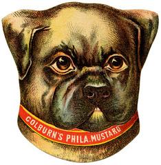 Colburn's Philadelphia Mustard, Philadelphia, Pa.