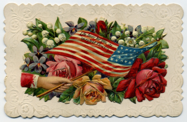 Flag Calling Card