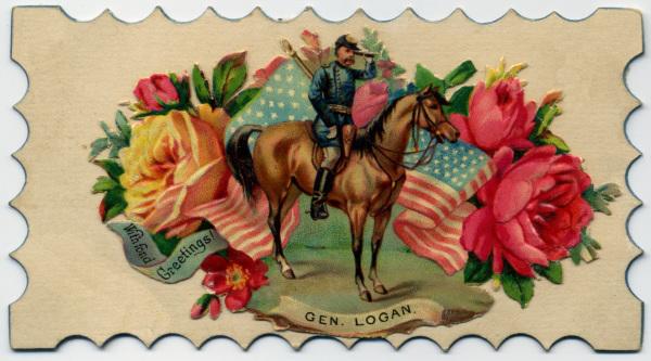 General Logan Calling Card