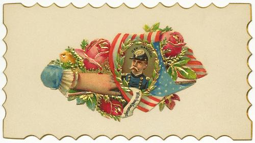 General Hancock Calling Card