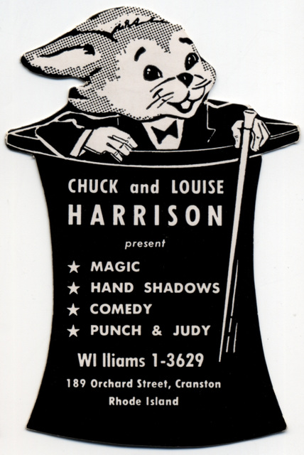 Magic, Hand Shadows, Comedy, and Punch and Judy