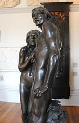 Adam and Eve  by, Arthur George Walker, R.A. (1861-1936), Walker Art Gallery, Liverpool