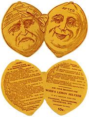 Wier's Lemon Seltzer Cures Headaches