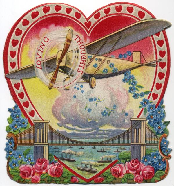 Brooklyn Bridge Valentine