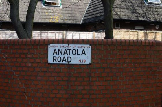 Anatola Road N19