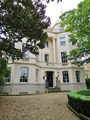 sussex place,  regents park, london