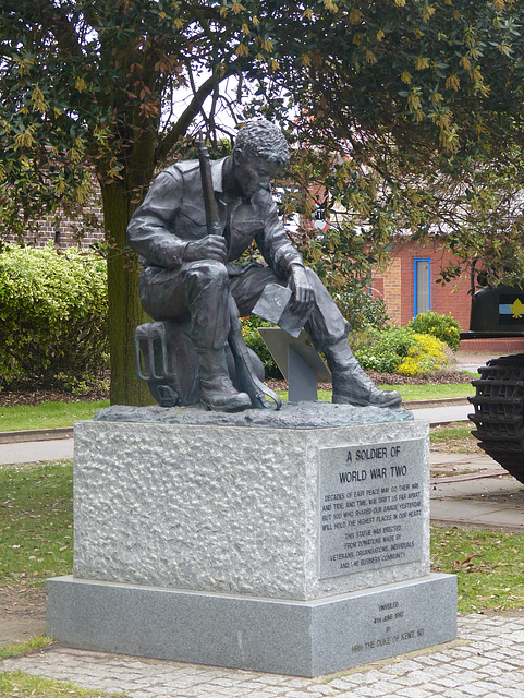 A Soldier of World War Two - 2 June 2014