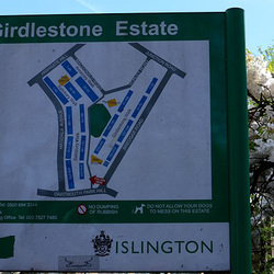 Girdlestone Estate plan