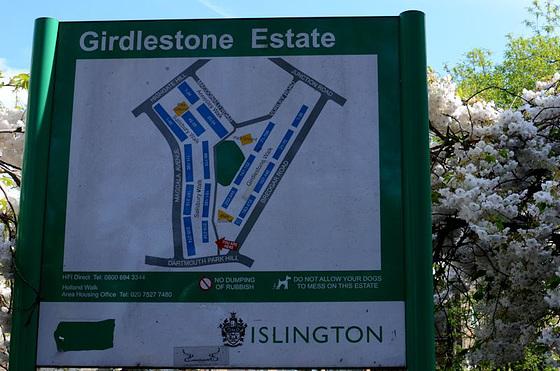 Girdlestone Estate plan
