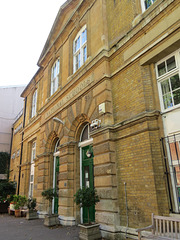 st. marylebone secondary school, marylebone high st., london