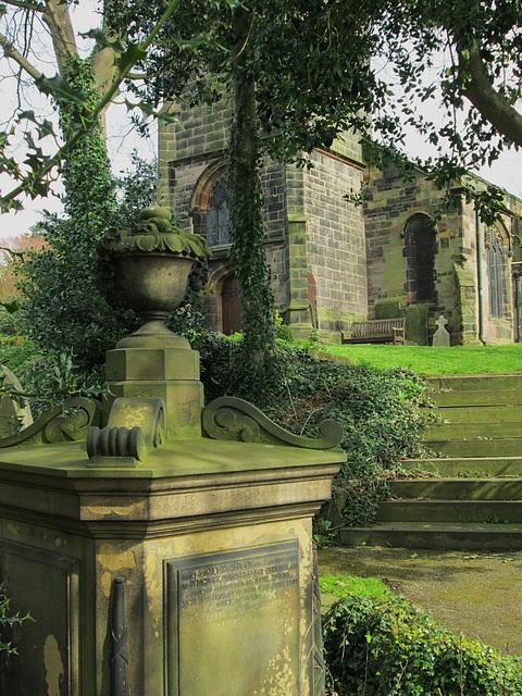 St.James' Churchyard.