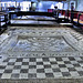 The Dolphin Mosaic floor at Fishbourne