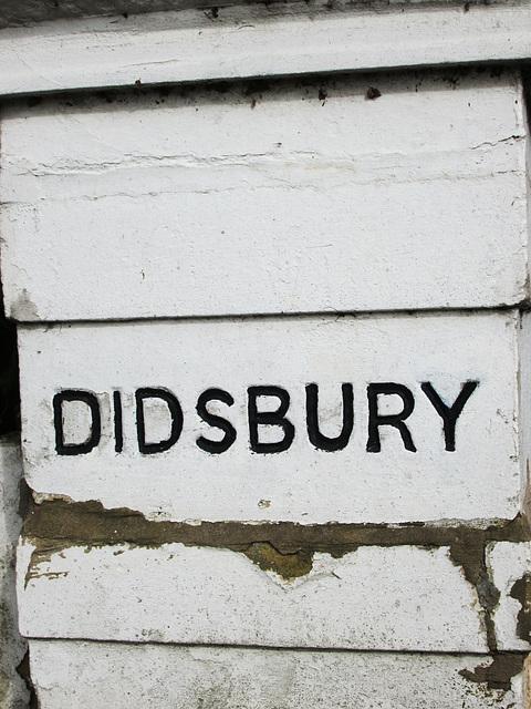 Spring in Didsbury*