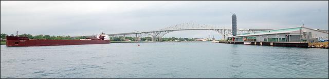 Bluewater Panorama