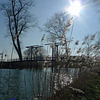 Nederland - Sluis, Parmabrug