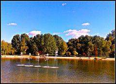 Lago de Sarriguren (Navarra)-2