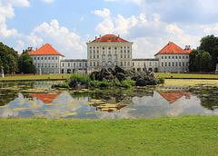 Park Schloss Nymphenburg, München