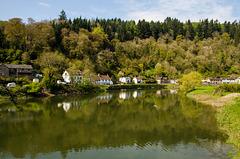 Tintern Village.