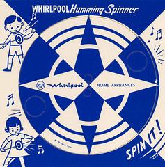 Whirlpool Humming Spinner