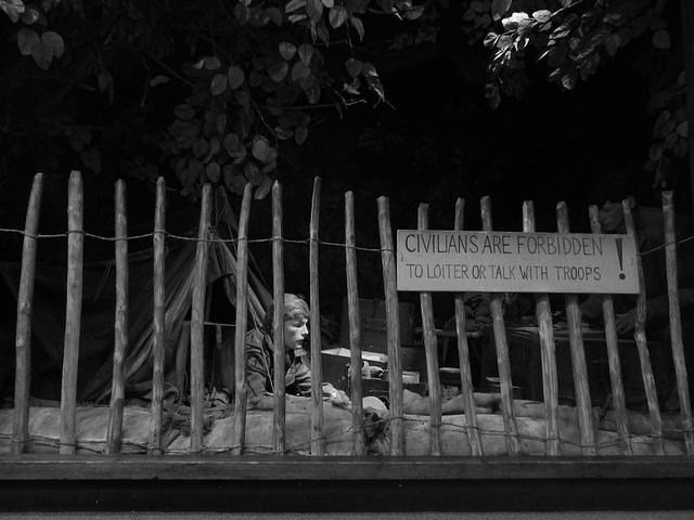 Civilians Forbidden (Mono) - 2 June 2014