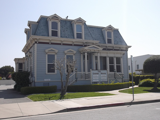 The Empire House.