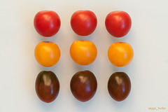 cherry tomatoe collection