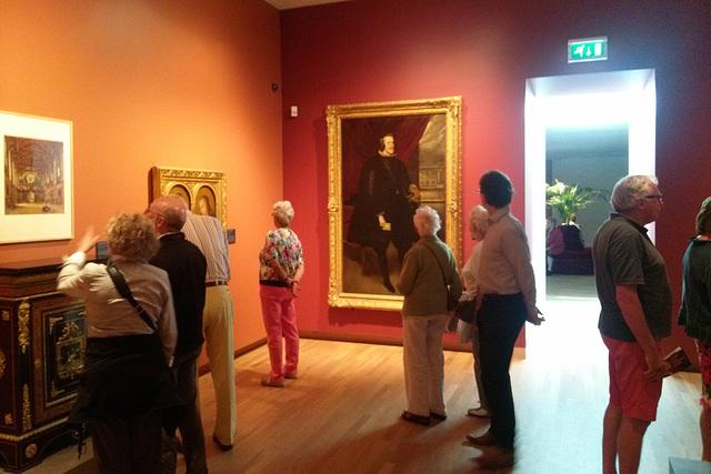 Koning Willem II tentoonstelling